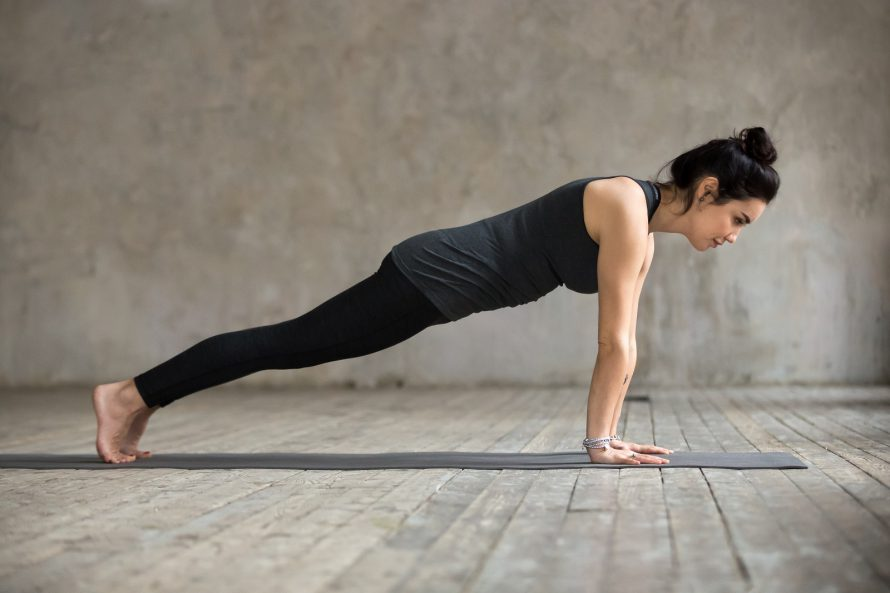 push-up a vállízület artrózisához)