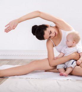 Fitmummy 12 hetes szülés utáni komplett tréning
